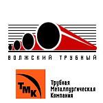 """Логотип компании ОАО """"Волжский трубный завод"""""""