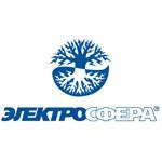 "Логотип компании НПО ""Электросфера"""