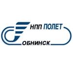 """Логотип компании ООО """"НПП """"Полет"""""""