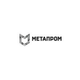 "Логотип компании ООО ТД ""Метапром"""
