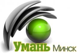 """Логотип компании Строительная компания """"Умань"""""""