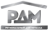 """Логотип компании ООО """"Региональный дом металла"""""""