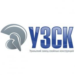 """Логотип компании ООО """"Уральский Завод Свайных Конструкций"""""""