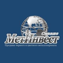 "Логотип компании ООО ""МетИнвестСервис"""
