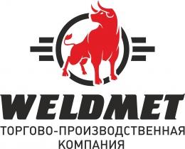 "Логотип компании ООО ""ВЭЛДМЕТ"""