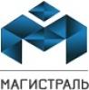 """Логотип компании ЗАО ЧЗТ """"Магистраль"""""""