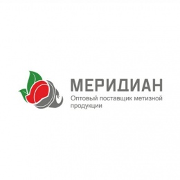 "Логотип компании ООО ""Меридиан"""
