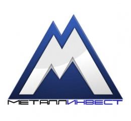 "Логотип компании ООО ""МеталлИнвест"""