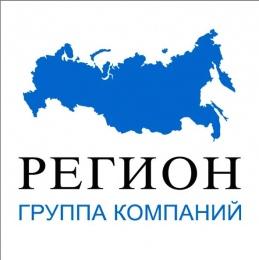 """Логотип компании Группа Компаний """"Регион"""", ООО"""