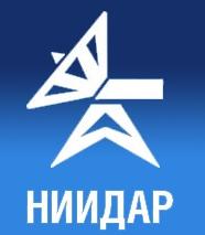 """Логотип компании ОАО НПК """"НИИДАР"""""""