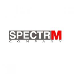 """Логотип компании ООО """"Спектр-М"""""""