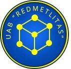 """Логотип компании """"Redmetlitas"""" UAB"""