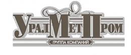 "Логотип компании ООО ""УралМетПром"""