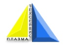 "Логотип компании ООО ""ПлазмаТехСервис-Украина"""