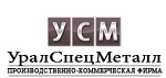 "Логотип компании ООО ПКП ""УралСпецМеталл"""