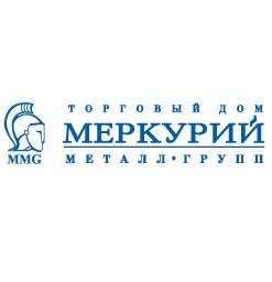 "Логотип компании ООО ""ТД ""Меркурий-Металл-Групп"""