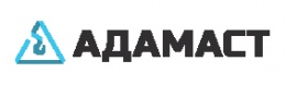 "Логотип компании ООО ""Адамас-Т"""