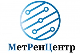 """Логотип компании ООО """"Метренцентр"""""""