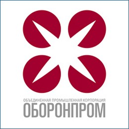 """Логотип компании Корпорация """"ОБОРОНПРОМ"""""""