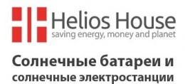 """Логотип компании ООО """"Гелиос Хаус Северо-Запад"""""""