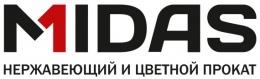 """Логотип компании ООО """"Мидас Сервис"""""""