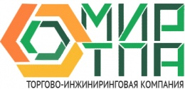 """Логотип компании ООО """"МИР ТПА"""""""