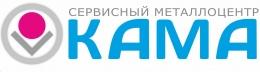"""Логотип компании ООО """"Сервисный металлоцентр """"КАМА"""""""