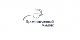 """Логотип компании ООО """"Промышленный Альянс"""""""