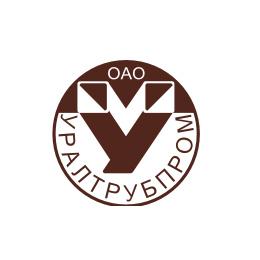 """Логотип компании ОАО """"Уральский трубный завод"""""""