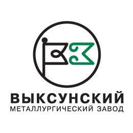 """Логотип компании ОАО """"Выксунский металлургический завод"""""""