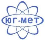 "Логотип компании ООО ""ЮГ-МЕТ"""
