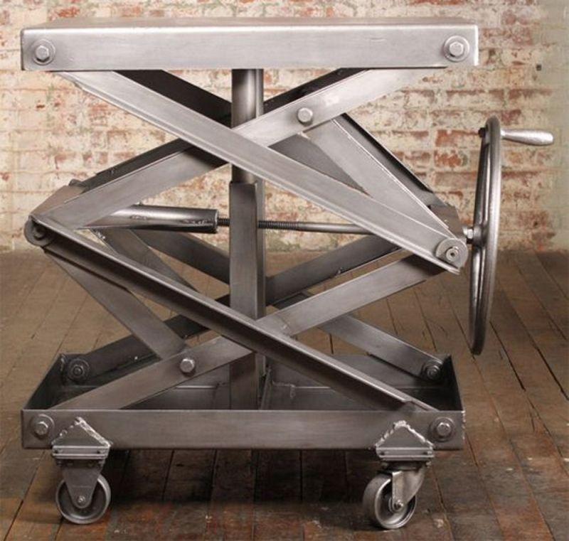 Подъемный механизм для стола своими руками 76