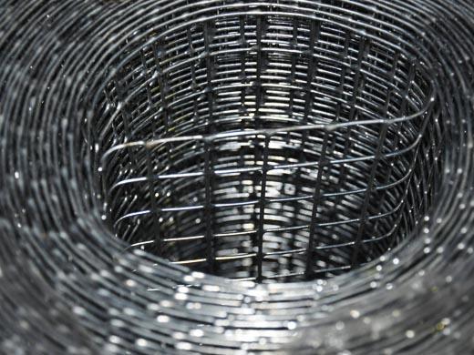 Стальные сетки в рулонах