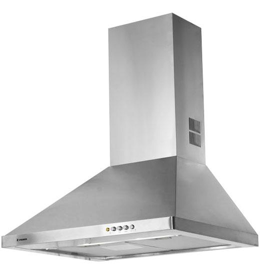 Кухонные вытяжки из металла