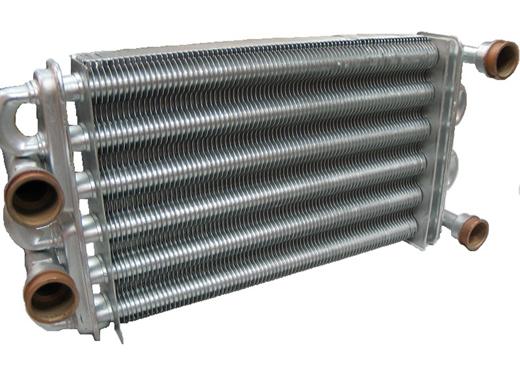 Теплообменник вид изнутри 4510 м теплообменник