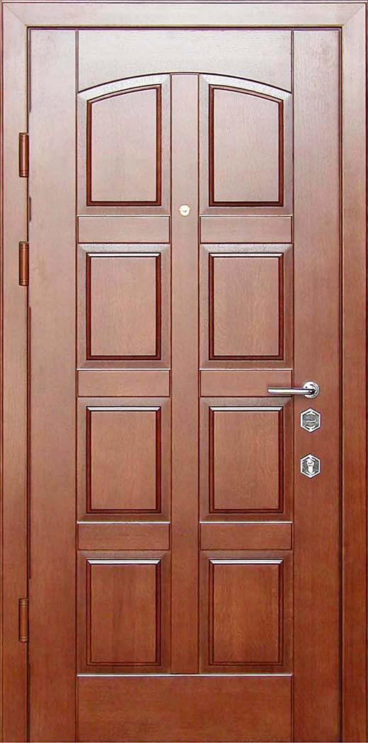 железная дверь эконом класса с установкой дедовск