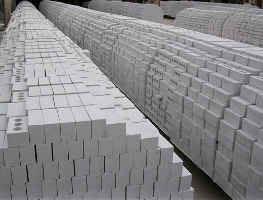 Кирпич силикатный от производителя