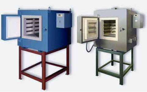 Промышленная муфельная печь