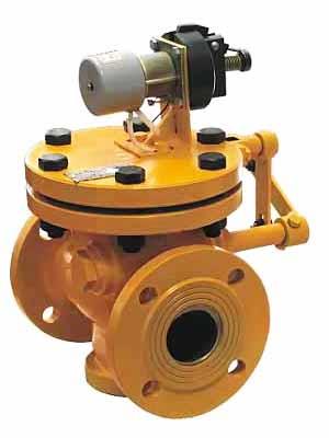 предохранительные клапаны газовые