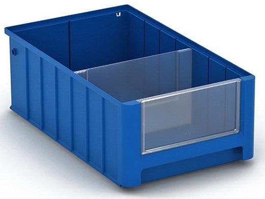Складские пластиковые ящики