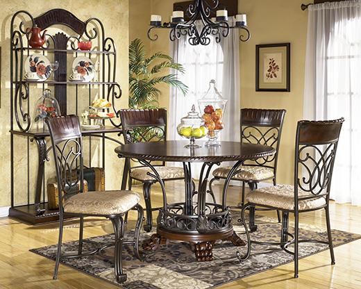 кованные изделия и мебель