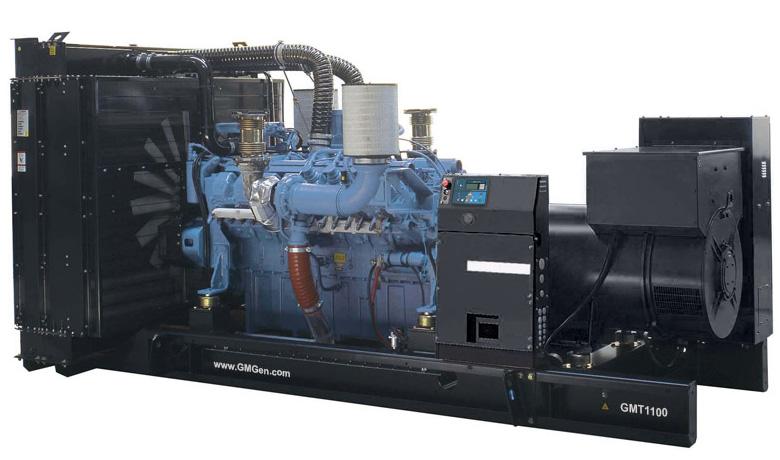 Промышленные ДГУ от 800 кВт