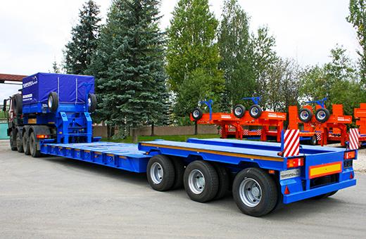 Ассоциация перевозчиков негабаритных грузов