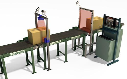 автоматическое измерение грузов