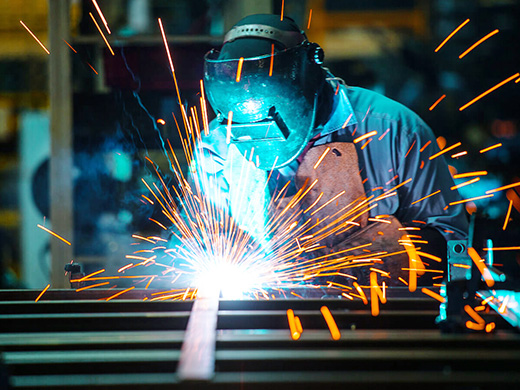 работа в промышленной сфере
