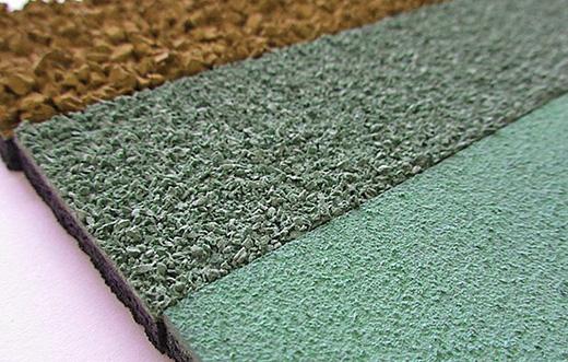 резиновые покрытия для спортплощадок и помещений