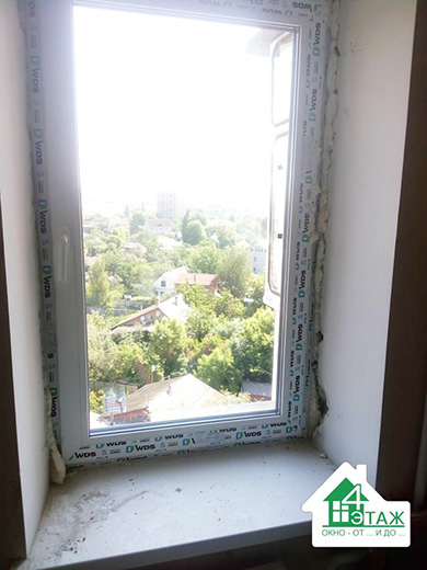 """""""4 этаж"""" Практичные окна"""