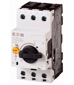 Мотор-автомат PKZM0
