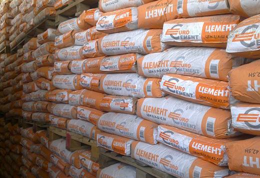 купить цемент в мешках