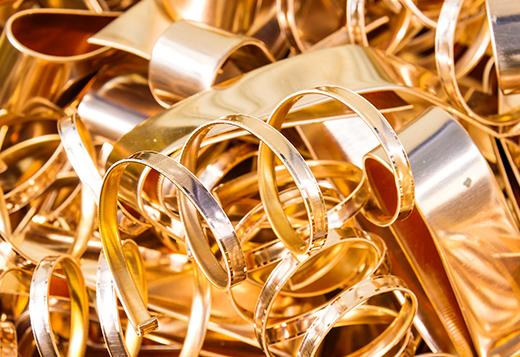 лом цветных металлов - алюминий и медь